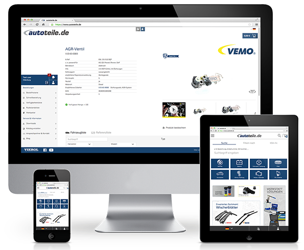 VEMO-Produkte im Onlineshop auf www.autoteile.de